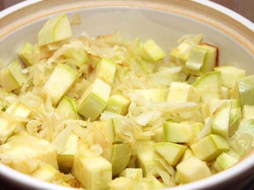 Овощное рагу по-бирмански – кулинарный рецепт