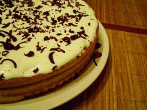 рецепт воздушных коржей для торта