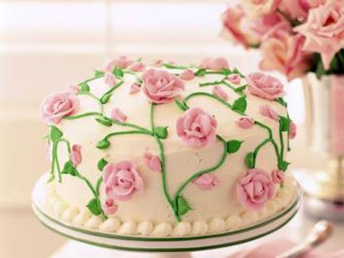 украшение тортов и рецепты в фото